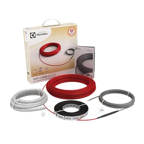 Нагревательный кабель Electrolux ETC 2-17-1500