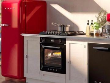 Недорогие красивые холодильники