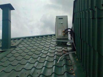Монтаж кондиционера Азбука Климата