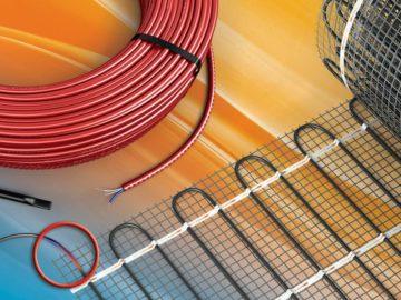 Низкая цена на нагревательный кабель