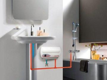 Купить проточный водонагреватель в Анапе