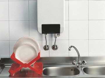 Низкие цены на проточные водонагреватели