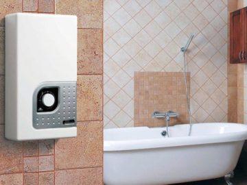Большой выбор проточных водонагревателей