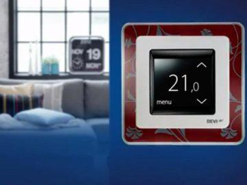 Терморегуляторы для теплого пола в Анапе
