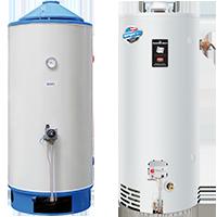 Накопительные газовые водонагреватели