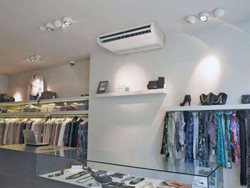 Низкие цены на напольно-потолочные сплит-системы